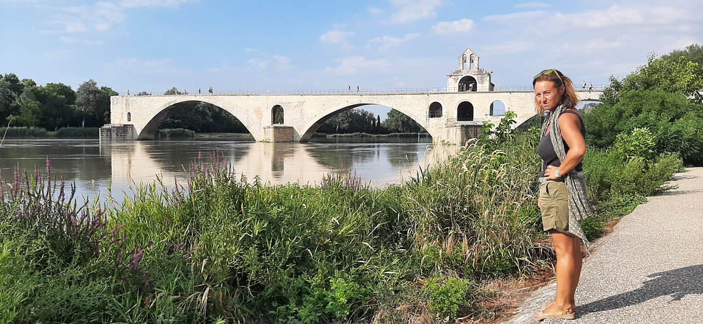 Avignon, Provence, 19 Julio 2021