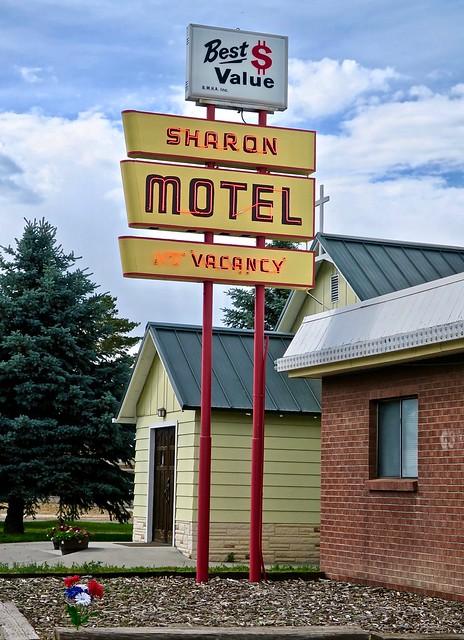Sharon Motel, Wells, NV