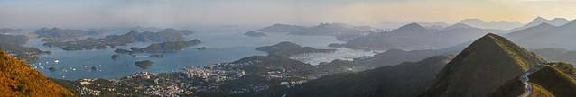 Sai Kung Panorama