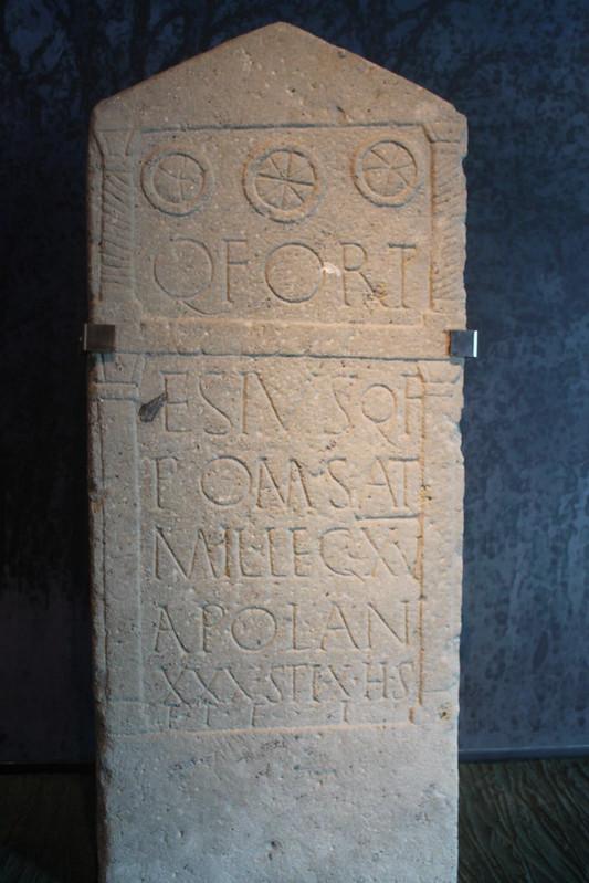 Funerary Monument of Q. Fortensius Saturninus