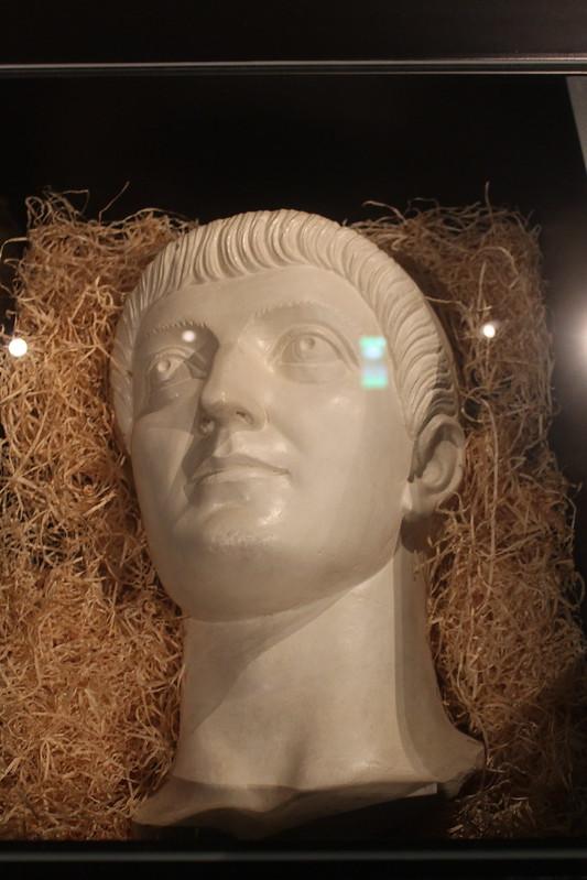 Head of Constans I