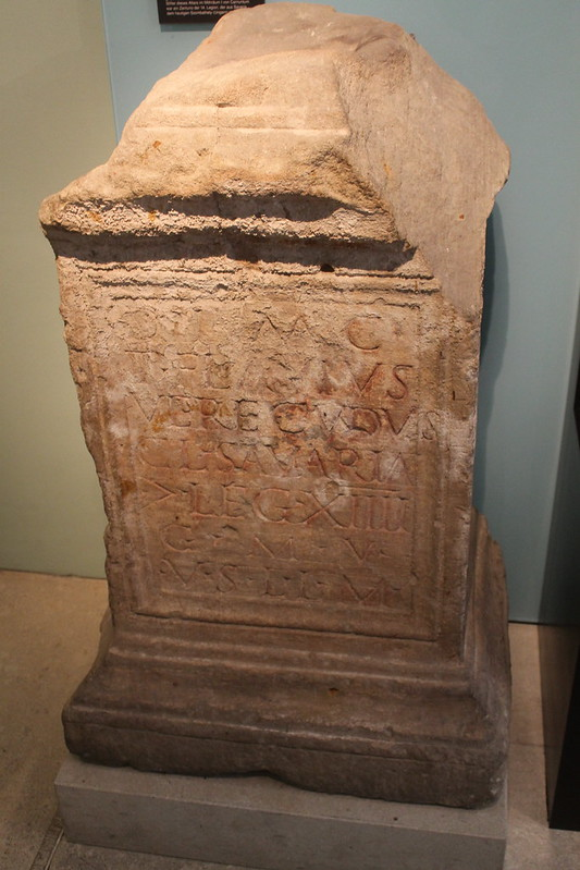 Altar to Mithras