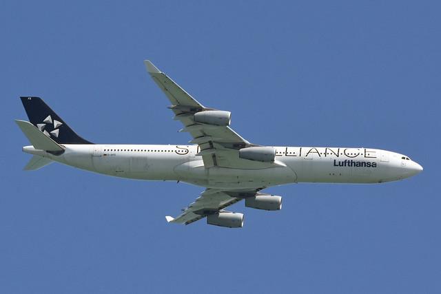 Lufthansa D-AIFE