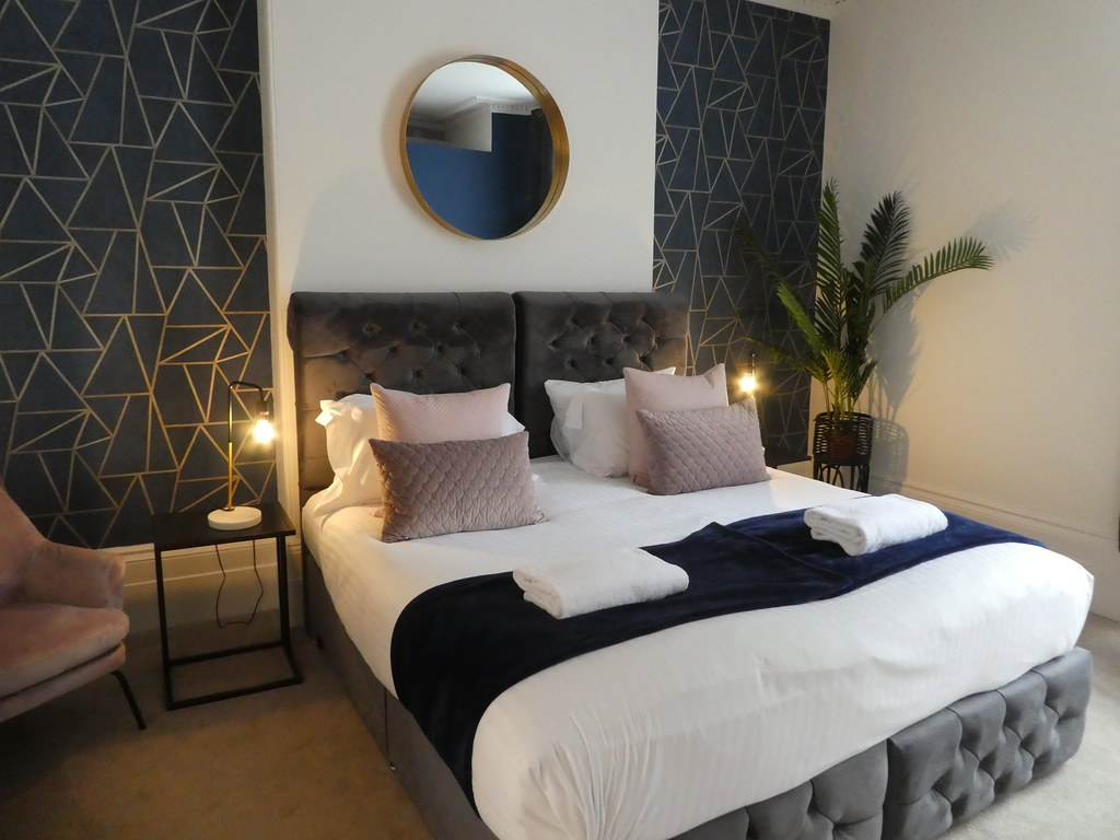 Bedroom at 3 Frederick Place, Bristol