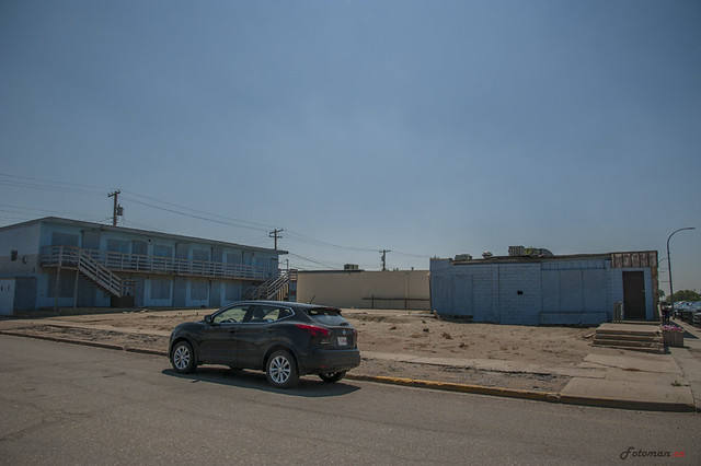 Abandoned Motel - Oyen