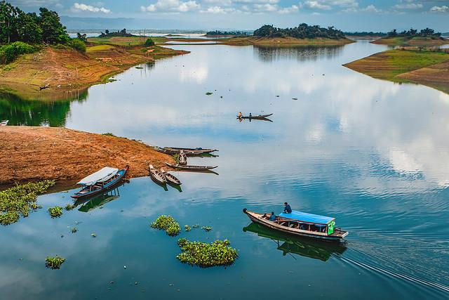 কাপ্তাই হ্রদ | Kaptai Lake