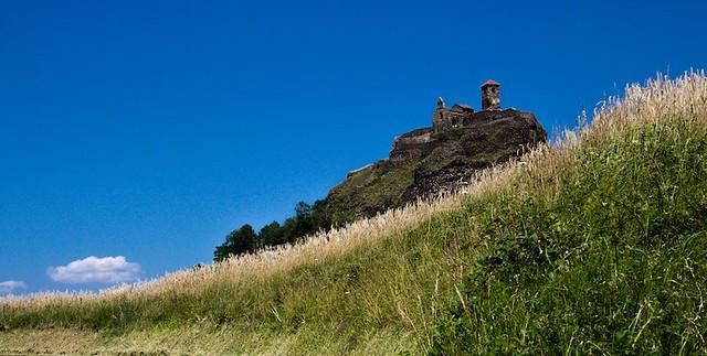 Auvergne - Saint Ilpize.