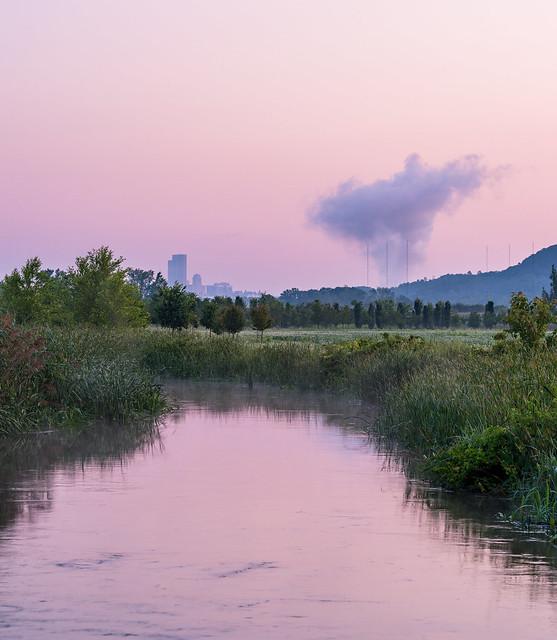 Morning Light (Schodack Landing)