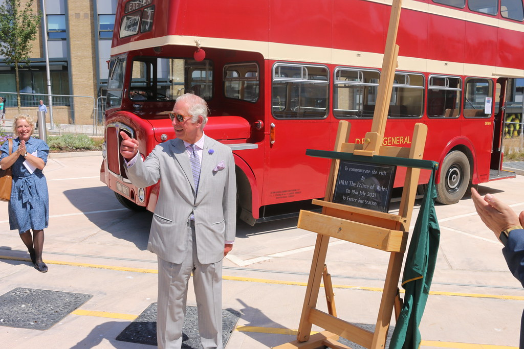 Prince of Wales Visit to new bus station 19 July 2021 (195)