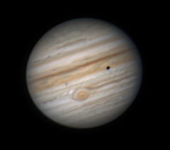 Júpiter e Io, 05/07/2021