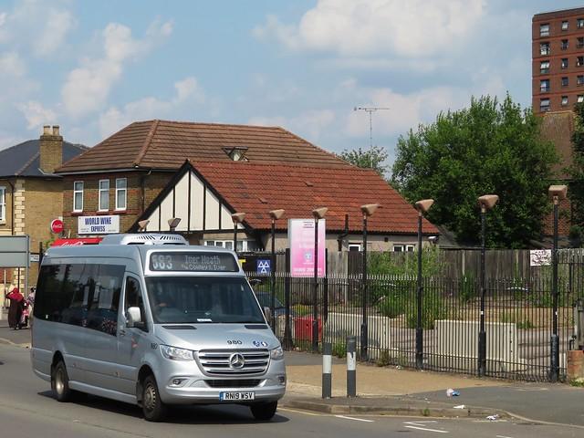 Cowley Road Uxbridge