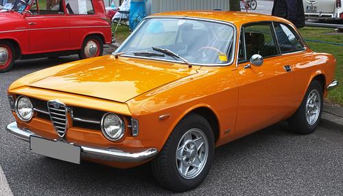 Alfa Romeo GT 1966-1970 Kantenhauber