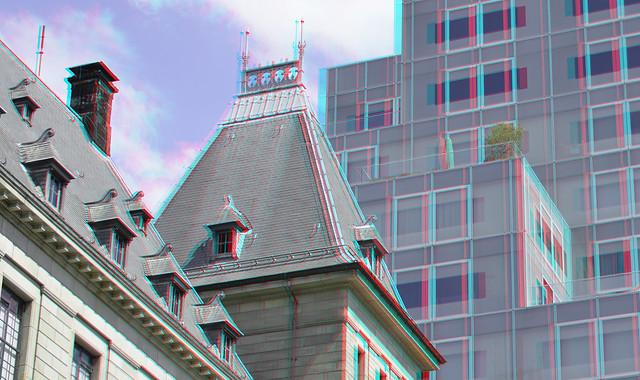 Stadhuis en Stadstimmerhuis Rotterdam 3D