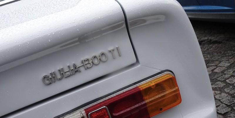 Alfa Romeo Giulia Berlina 1300 Ti - Paris Concorde Juillet 2021 51334807881_3bbc6f7982_c