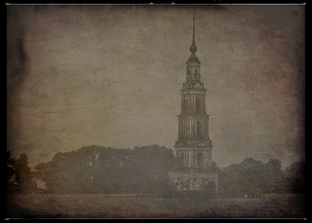 Kalyazin Bell Tower