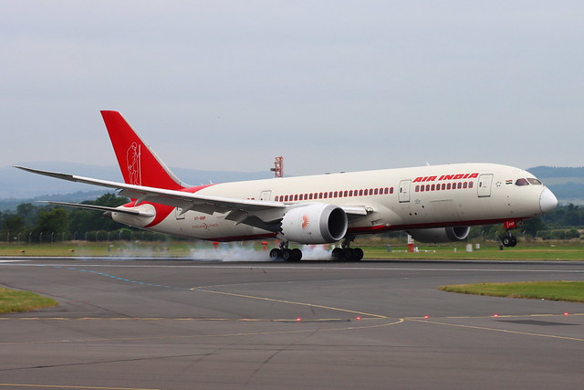 Air India Charter (VT-ANP)