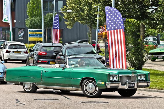 Cadillac Eldorado Convertible 1972 (3814)
