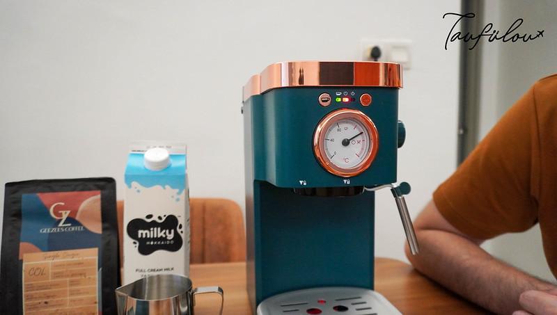 BS BOSS Espresso Coffee Machine unboxing