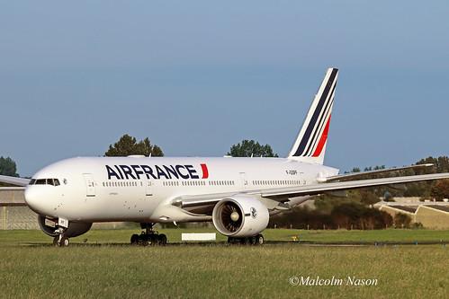 B777-228ER F-GSPF AIR FRANCE