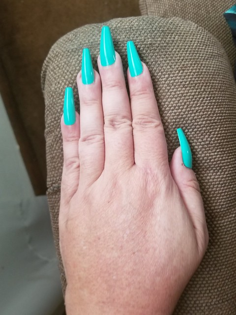 Don't know how I feel about this color