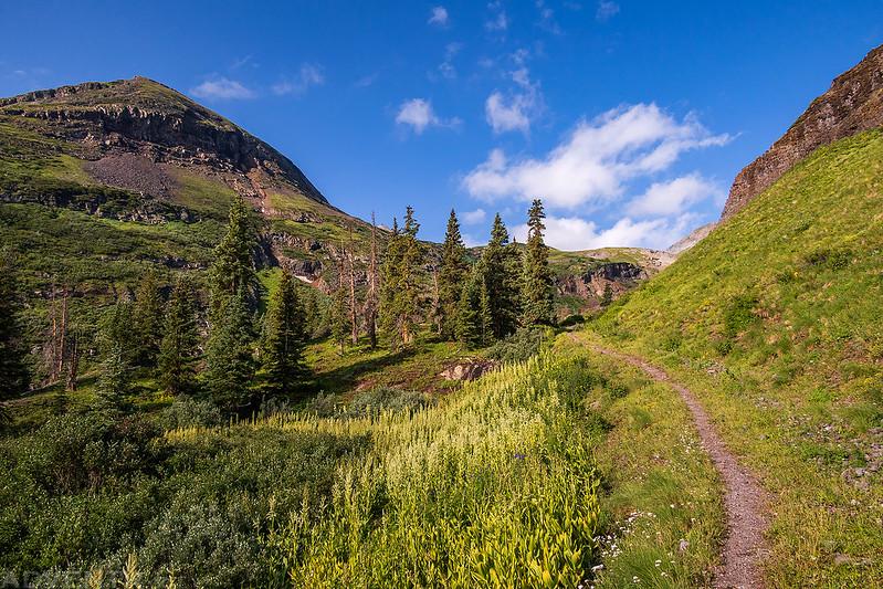 Mountaineer Creek Trail