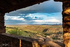 Window - Davis Mountains State Park, Texas