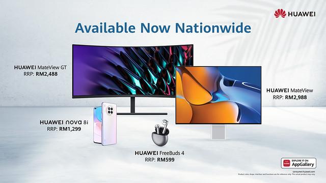Huawei Sales Launch Kv