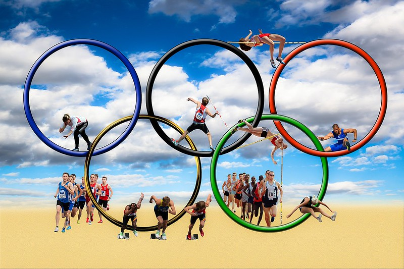 Olympics Junkie