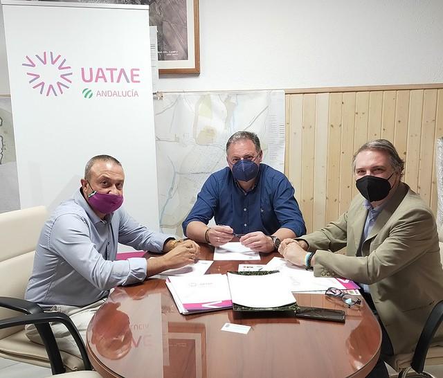 UATAE - Convenio con paterna
