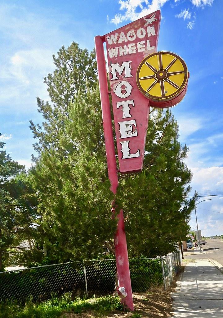 Wagon Wheel Motel, Wells, NV