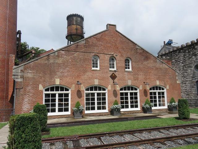 Old Taylor Distillery Boiler House