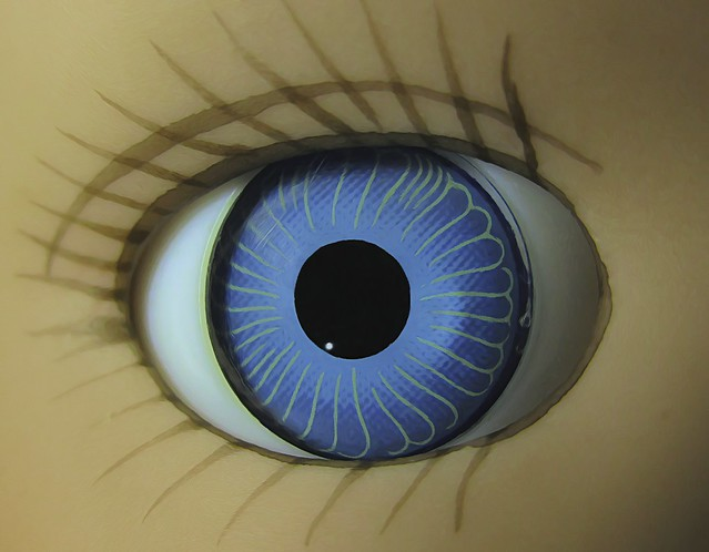 Little Blue Eye