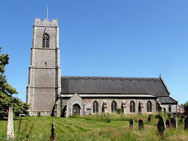 St. John the Baptist, Coltishall, Norfolk