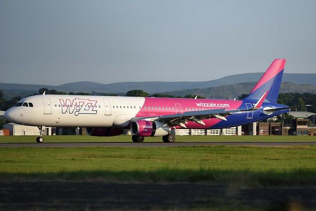 HA-LTH Wizz Air