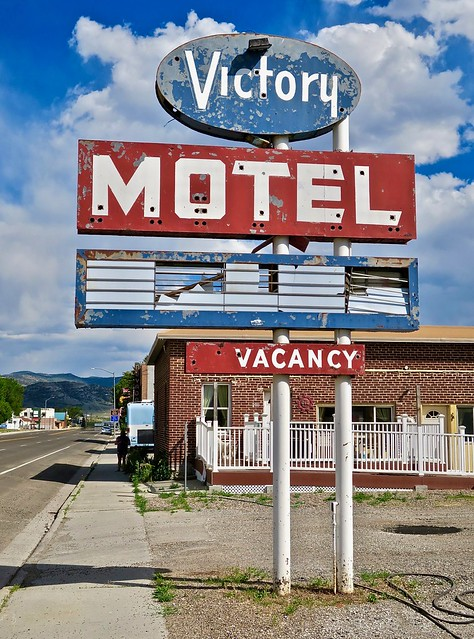 Victory Motel, Wells, NV