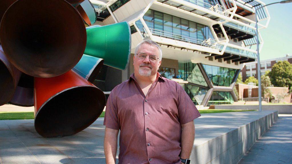 Professor John Warner is a Bath Global Chair for 2020/21