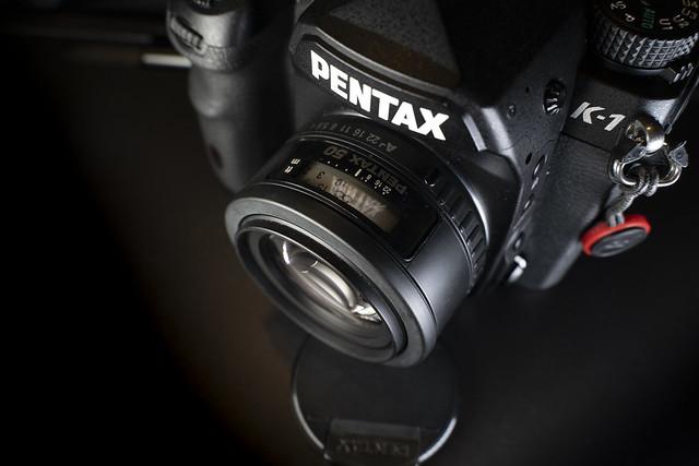 Pentax Normal SMCP-FA 50mm f/1.4
