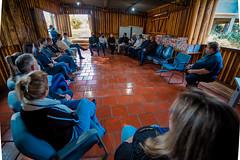 23-07-2021 - Gabriel Souza visita o hospital Oswaldo Cruz em Horizontina