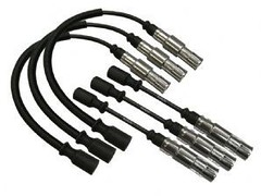 Full set of Spark Plug Leads NGK Smart City-Coupe Fortwo Roadster 0,6 0,7