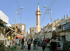 Market in Qena