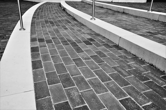 Steps Sideways