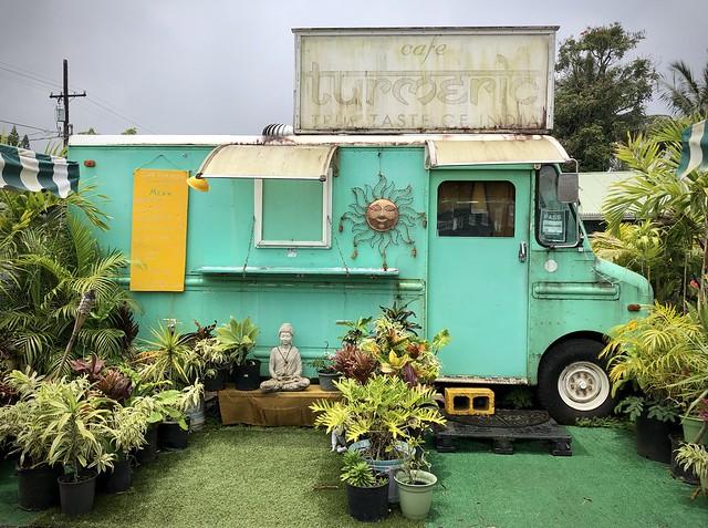 Cafe' Turmeric food truck