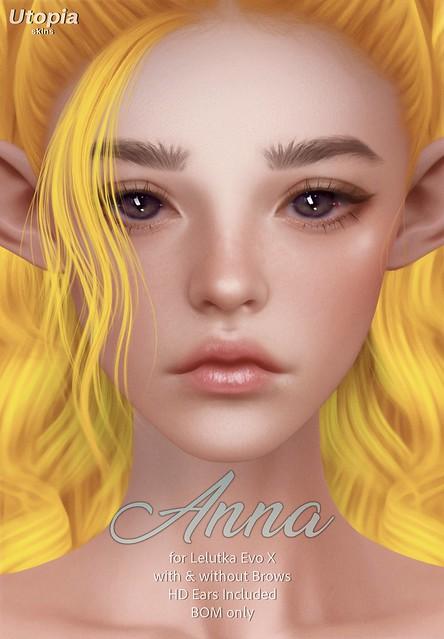 Utopia / Anna for @The Warehouse Sale