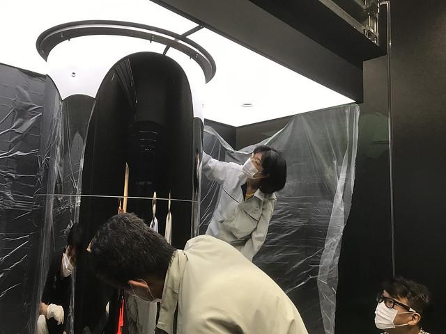 Installation of IBM Quantum System One in Japan (1)