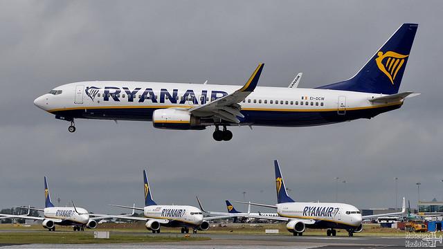Ryanair 🇮🇪 Boeing 737-800 EI-DCW