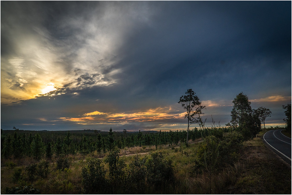 Sunset, Tin Can Bay