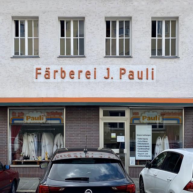 Färberei J. Pauli