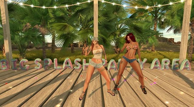 Big Splash Adventure Oasis Water Park with DJ Becca!! ♥♥