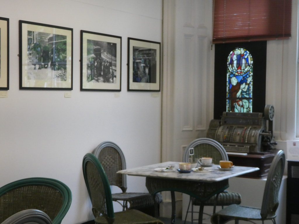 The Gallery Cafe, Stirling Museum