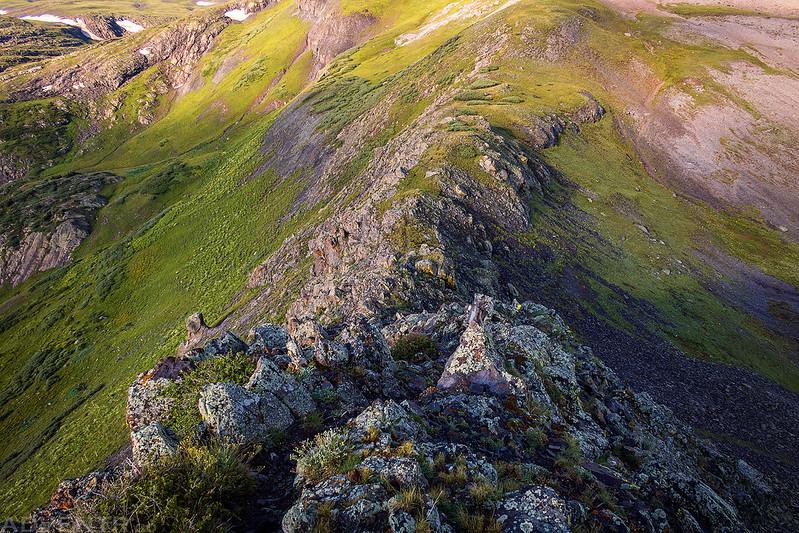 Rocky Ridge Descent